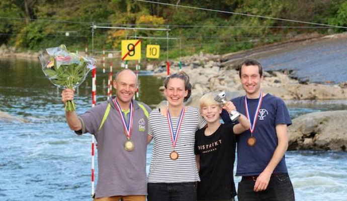 NK Slalom 2018 Royal Mava Club Sauheid